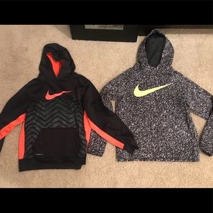 Xl boys or youth Nike hoodies.